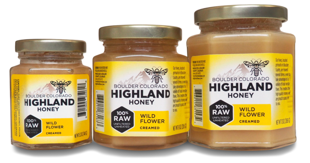 highland honey travels well